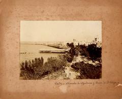 S49-023 Cadix (Cadiz) - Alameda De Apodaca Y Punta De San Felyx - Places