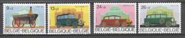 Belgie   .   OBP    .    2232/2235    .     **    .    Postfris  .   /   .   Neuf SANS Charnière - Unused Stamps