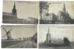 Belgique - ESSEN (Esschen) - 5 CP - Eglise, Moulin, Couvent - Esneux