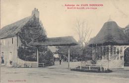 76  Seine  Maritime  -  Martin  Eglise  -  Auberge  Du  Clos  Normand - Otros Municipios