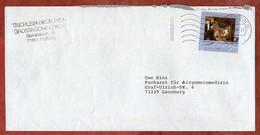 Brief, Spitzweg Sk, MS Welle Briefzentrum 74, Freiberg Nach Leonberg 2008 (1033) - Cartas