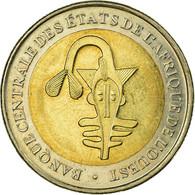 Monnaie, West African States, 200 Francs, 2003, Paris, TTB, Bi-Metallic, KM:14 - Ivory Coast
