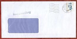 Buchersendung, Von Droste-Huelshoff, MS Welle Briefzentrum 74?, 2004 (1037) - Cartas