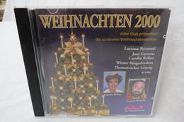 """CD """"Weihnachten 2000"""" Die Schönsten Weihnachtsmelodien - Canzoni Di Natale"""