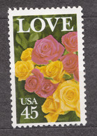 USA Scott # 2379     1988     45c Love   Mint NH  (MNH) - Nuevos