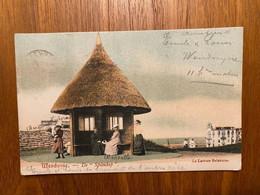 WENDUINE - WENDUYNE - Le Spionkop - Gelopen 1906 - La Lecture Balneaire - Wenduine