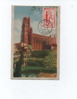 C ARTE MAXIMUM   CATHEDRALE D'ALBI - 1940-49