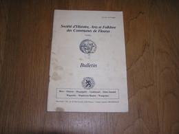 SOCIETE D'HISTOIRE DES COMMUNES DE FLEURUS N° 18 Régionalisme Propriétaires Fonciers Couvent Des Soeurs Notre Dame - Bélgica