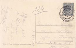 CARTOLINA Da PORTOROSE Per Apolda (Germany) Con 15 Cent. Leoni 30.5.1920 - Poststempel