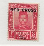Malaysia - Trengganu, 1917, SG  19, MNH - Trengganu