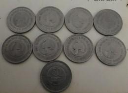 ALBANIA COMM COIN 50 Lekë 2003 Albanian Antiquity AU KM# 86 --- 2 PCS In A Lot - Albanien