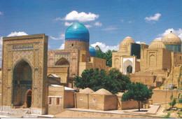 (UZBEKISTAN) SAMARKAND, SHAKHI-ZINDA ENSEMBLE - New Postcard - Uzbekistan