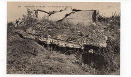 62 - NEUVILLE St VAAST - Le Blockhaus De L'Eglise - 1921 (A32) - Otros Municipios