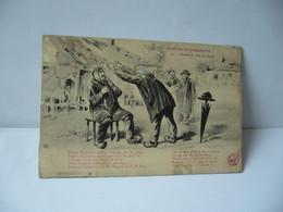 PRIERES MORVANDELLES 4 . CONTRE LE MAL DE DENTS CPA 1926 - Männer