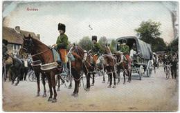 ARMEE BELGE : Régiment Des Guides - 1909 - Reggimenti