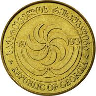 Monnaie, Géorgie, 50 Thetri, 1993, TTB, Laiton, KM:81 - Georgia