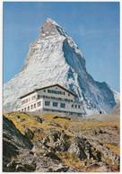 Zermatt, Hotel Schwarzsee Mit Matterhorn - VS Valais