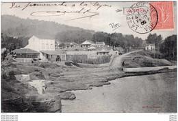 LA SEYNE SUR MER LES ROCHERS 1908 TBE - La Seyne-sur-Mer
