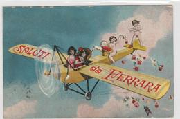 Cartolina - Saluti Da Ferrara - Ferrara