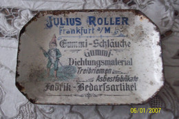Ww1: A Identifier? Vide Poche Pub Allemand - 1914-18