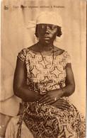 KINSHASA - Type D'une Négresse Civilisée - Congo Belga - Otros