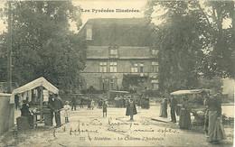 64 PYRENEES ATLANTIQUE MAULEON LE MARCHE 1905 ANIMATION  A VOIR - Mauleon Licharre