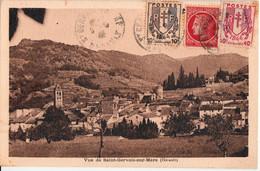 SAINT GERVAIS SUR MARE-VUE GENERALE - Other Municipalities