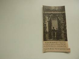 """Origineel Knipsel ( 9453 ) Uit Tijdschrift """"  Ons Volk Ontwaakt  """" 1919 :    Ramsel - Unclassified"""