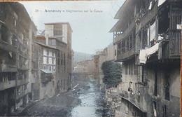 CPA - ANNONAY - MEGISSERIES SUR LA CANCE - Annonay