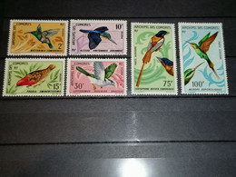 Comores / YT 41/44 + PA20/21 MNH XX - Unclassified