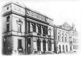 Tournai - Photo Messiaen - Le Théâtre - Tournai
