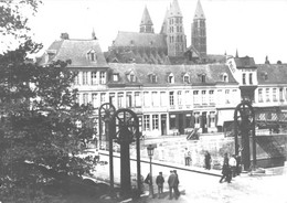 Tournai - Photo Messiaen - Le Pont à Pont - Tournai