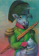 & Illustrateur Illustration Par Cyril Arnstam Portrait CPM Napoleon Bonaparte - Andere Zeichner