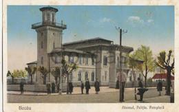 Romania - Bacau - Ateneul - Politia - Pompierii - Rumania