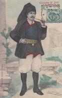BITTI-NUPRO-COSTUME TIPICO- CARTOLINA  VIAGGIATA IL 26-2-1908 - Nuoro