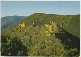 Les Chateaux De Lastours Chateaux Cathares - Non Classés