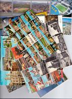 Lot 24 Postcards Multiviews With Stadiums Stadium Stadion Stadio Estadio Stade Sports Football Soccer - Fútbol