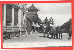 88 Au Col De La SCHLUCHT - Les Poteaux Frontières - Attelage - Animée - Non Classificati