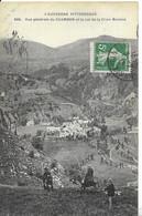 - CHAMBON SUR LAC C/ Besse - Vue Générale Et Le Col De La Croix Morand - Otros Municipios