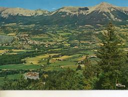 Seyne Les Alpes     Vue Generale   Edit  Combier - Autres Communes