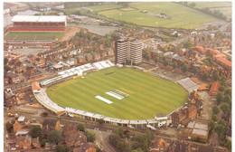Postcard Stadium Nottingham Forest England Stadion Stadio - Estadio - Stade - Sports - Football  Soccer And Cricket - Calcio