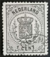 Nederland/Netherlands - Nr. 14A (gestempeld/used) - Used Stamps