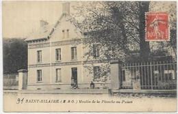 D 91. SAINT HILAIRE.  MOULIN DE LA PLANCHE AU PUISSET - Other Municipalities