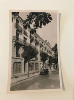 Carte Postale Ancienne  VICHY -HOTEL 6 Boulevard Carnot VICHY - Vichy