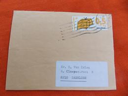 België Zegel Kilopost 0.5 Kg Verstuurd (afstempeling Zedelgem ) - Other
