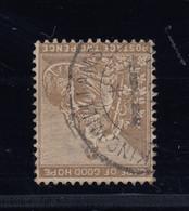 "Cape Of Good Hope, SG 50w, Used ""Watermark Inverted"" Variety - Kap Der Guten Hoffnung (1853-1904)"
