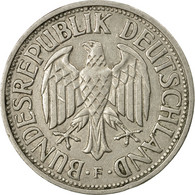 Monnaie, République Fédérale Allemande, Mark, 1950, Stuttgart, TB+ - 1 Mark