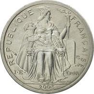 Monnaie, Nouvelle-Calédonie, 2 Francs, 2003, Paris, TTB+, Aluminium, KM:14 - New Caledonia