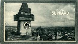 Graz/Steiermark -  Graz,  Uhrturm - Milka Suchard Karte - Graz