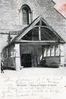 CPA BEAUNE (21) - Porche De L'église St Nicolas - Editions Cretin Pellion - Beaune